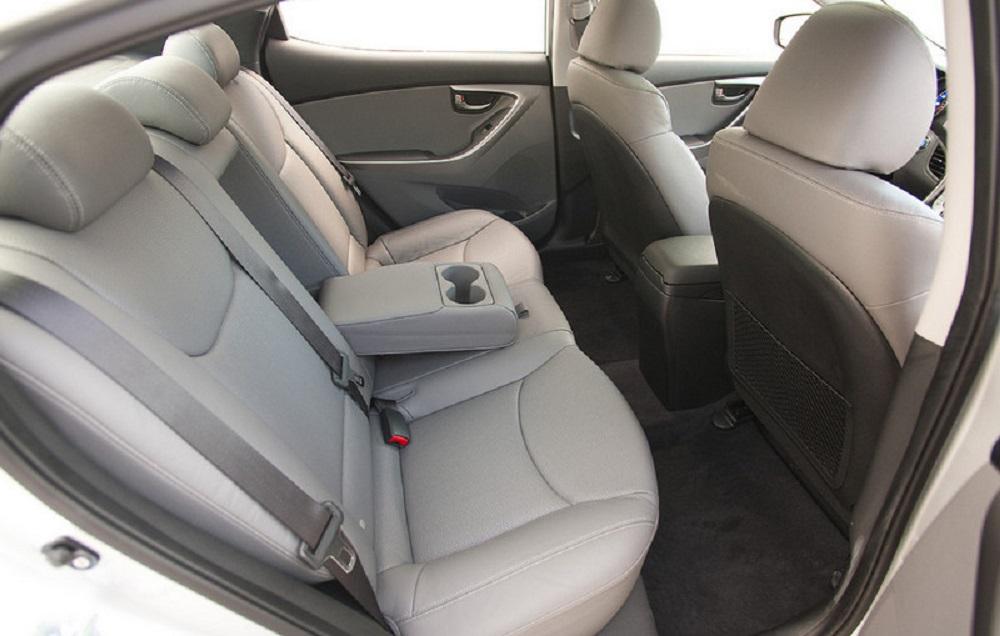 Аренда автомобиля в Астане Хюндай Элантра (Hyundai Elantra)