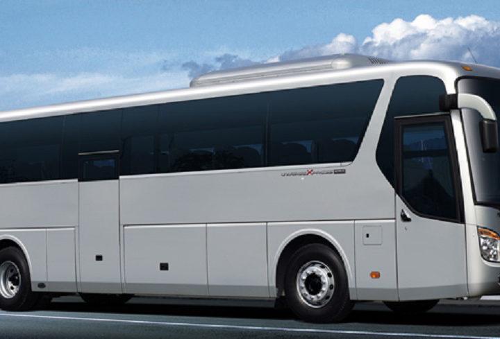 Hyundai Universe Bus Rental in Astana