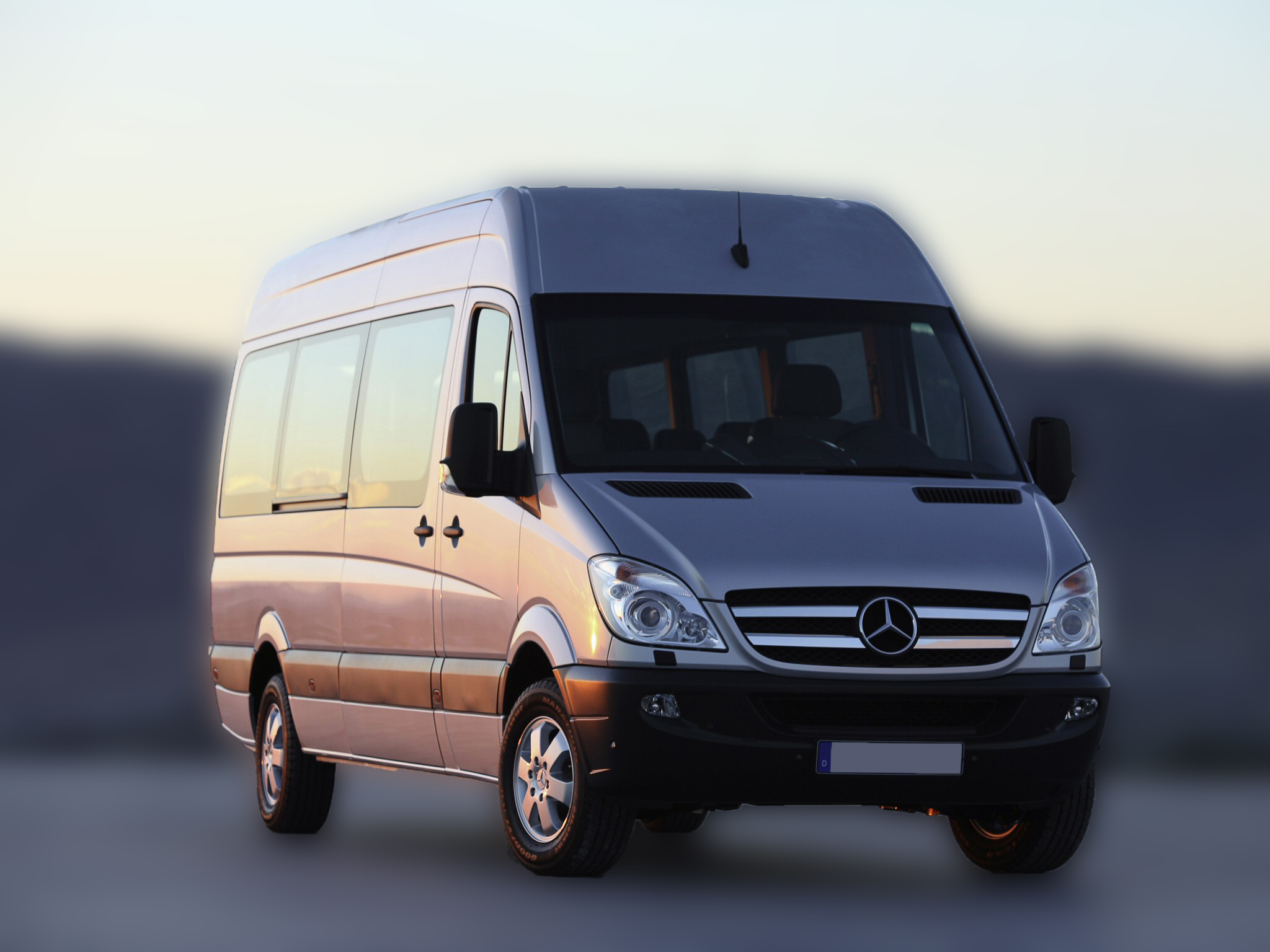 Hire mersedes benz sprinter van in astana kazeurotrans for Mercedes benz sprinter rental price