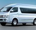 Аренда микроавтобуса Астана Тойота Хайс (Toyota Hiace)