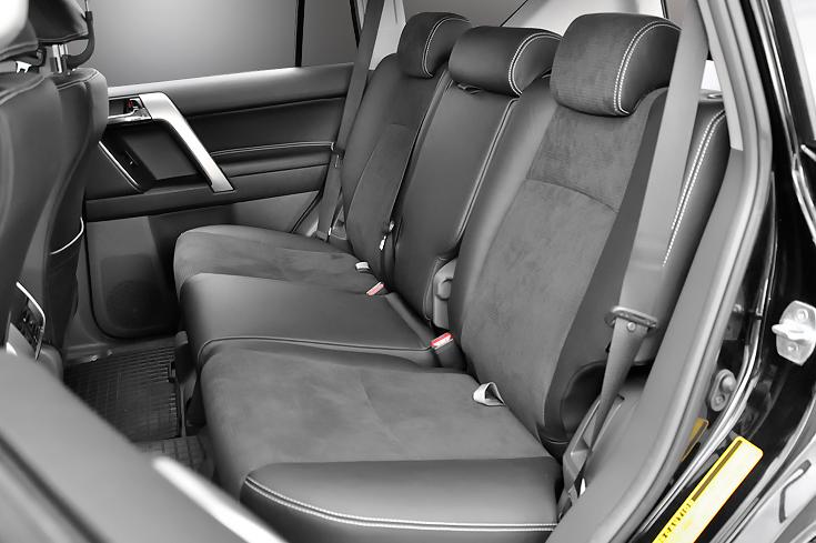 Аренда автомобиля в Астане Тойота Ленд Крузер 150 (Toyota Land Cruiser 150)