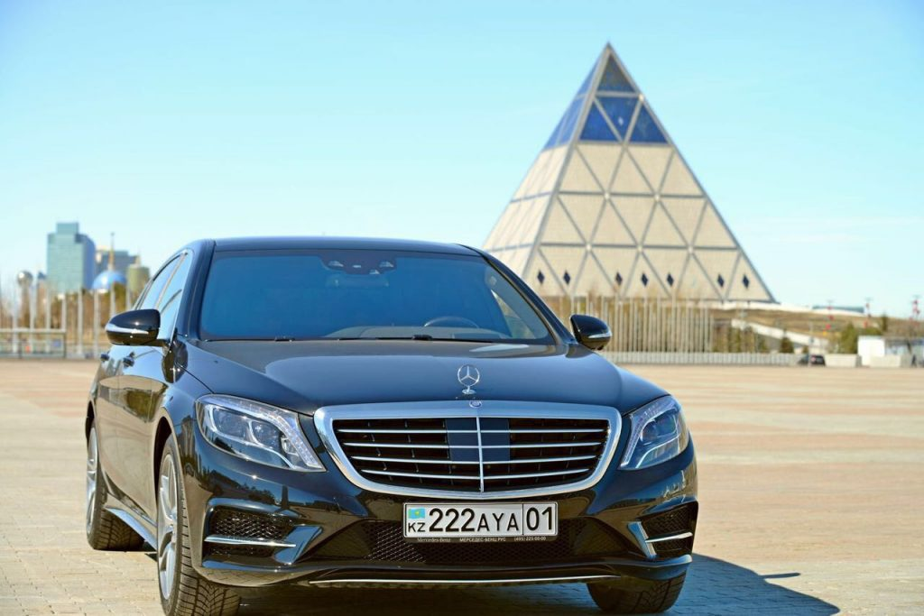Аренда Мерседес S-Class W 222 (Mersedes S-Class W 222)
